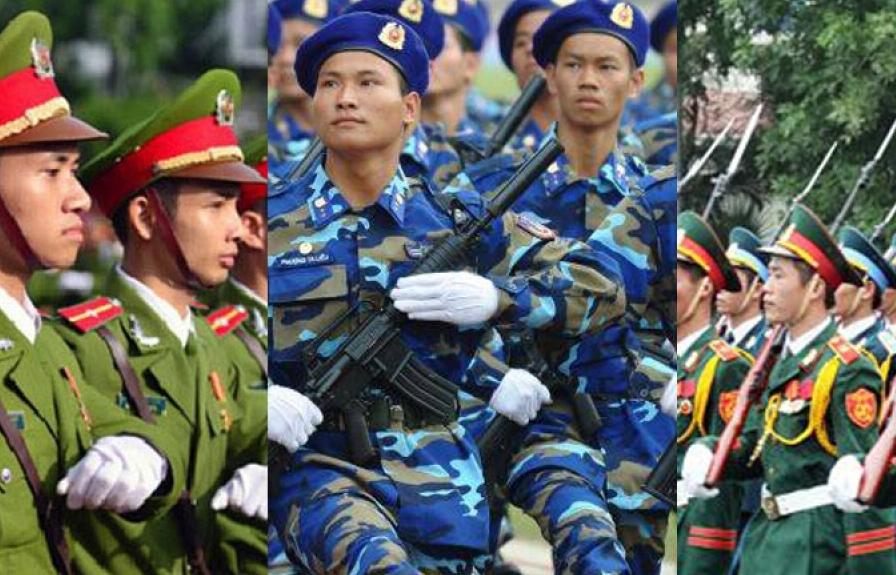 Tư duy mới của Đảng về xây dựng và củng cố quốc phòng, an ninh