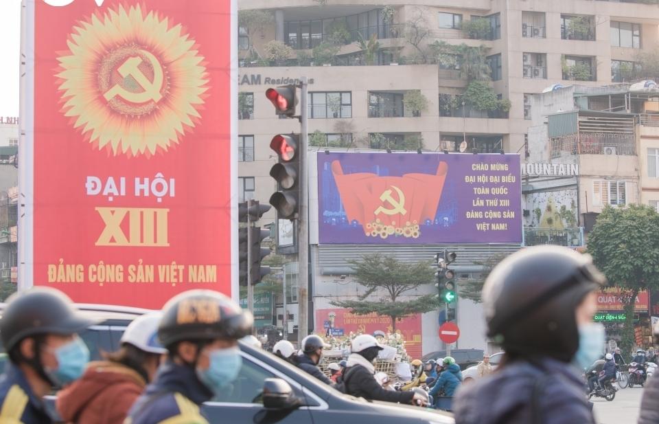 """""""Đại hội Đảng lần thứ XIII góp phần xác định quỹ đạo tương lai của Việt Nam"""""""