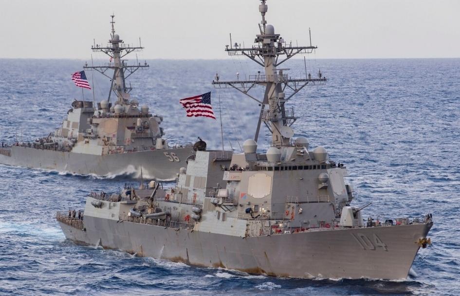 """Chính quyền Biden liên tiếp """"nắn gân"""" Trung Quốc trong vấn đề Biển Đông"""