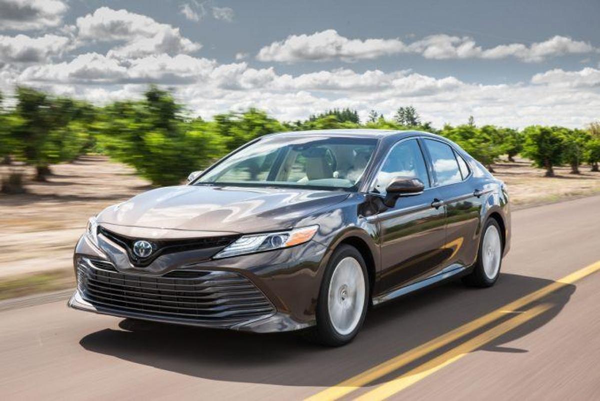 Top 10 mẫu xe đáng tin cậy nhất 2021