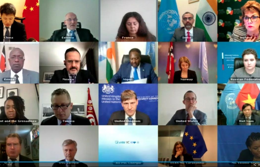 Hội đồng Bảo an thảo luận tình hình bạo lực tiếp diễn tại Trung Phi