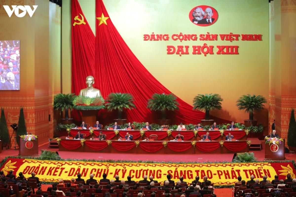 Toàn văn Nghị quyết Đại hội lần thứ XIII của Đảng