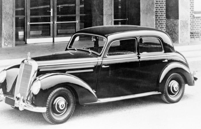 Lịch sử phát triển của dòng Mercedes-Benz S-Class