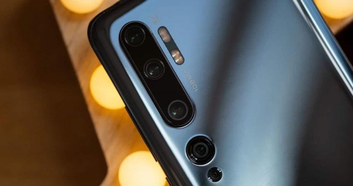 Nhiều smartphone hiện nay có camera 108MP ở mặt sau.
