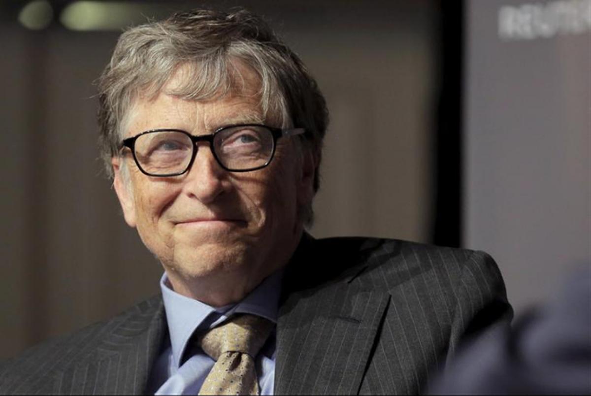 Bill Gates thừa nhận đã bỏ lỡ cuộc đua di động. (Ảnh: Reuters)