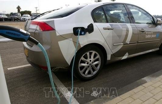 Indonesia miễn thuế 10 năm cho các nhà sản xuất ô tô chạy điện