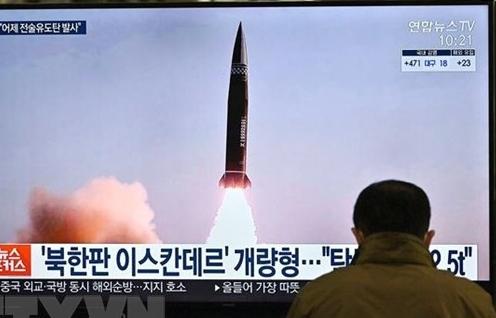Các nước Hội đồng Bảo an quan ngại về việc Triều Tiên thử tên lửa