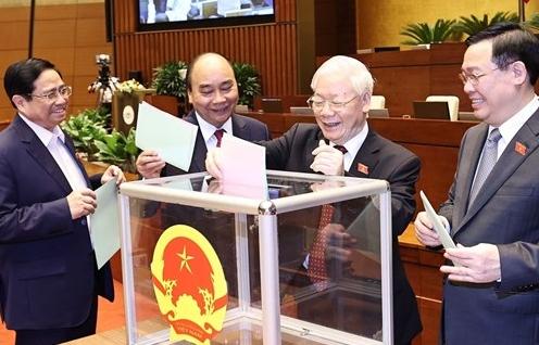 Chuyên gia: Lãnh đạo mới của Việt Nam chèo lái đất nước đến thành công