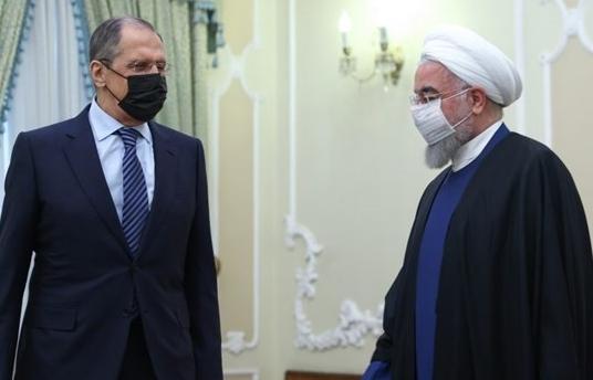 Tổng thống Iran kỳ vọng tăng cường hợp tác quốc phòng với Nga