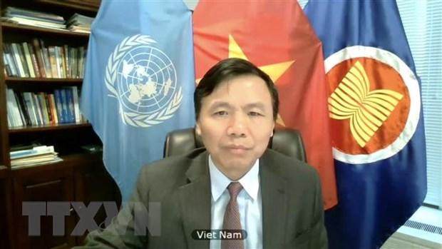 Viet Nam hoan nghenh vai tro cua Phai bo Lien hop quoc tai Kosovo hinh anh 1