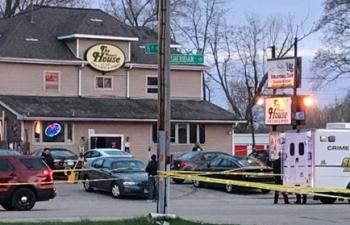 Mỹ: 5 người thương vong trong vụ xả súng vào quán rượu ở Wisconsin