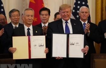 Tổng thống Trump bác bỏ khả năng đàm phán lại thỏa thuận Mỹ-Trung