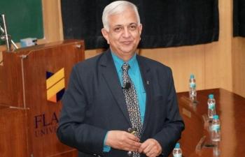 Phó Đô đốc Ấn Độ: Trung Quốc đang thay đổi chiến thuật ở Biển Đông