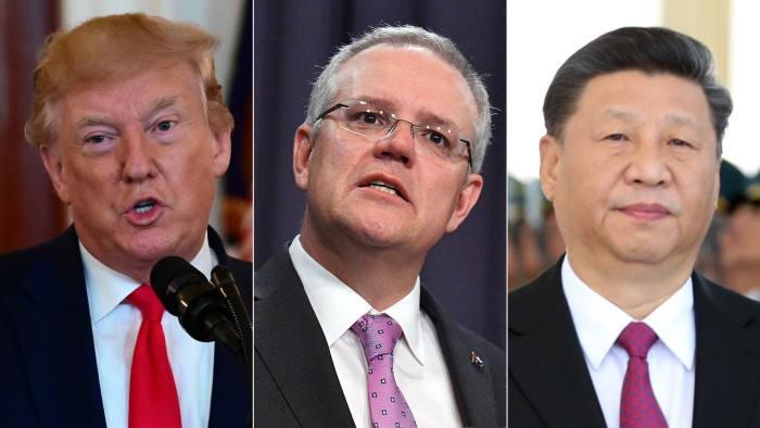 Australia kẹt giữa cạnh tranh Mỹ-Trung: Chọn đồng minh hay bạn hàng?