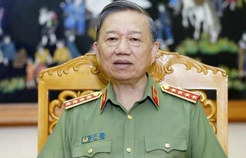 Đại tướng Tô Lâm: Bảo đảm tuyệt đối an ninh, an toàn cuộc bầu cử