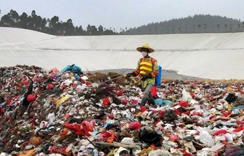 Trung Quốc đặt mục tiêu tái sử dụng 60% lượng rác thải vào năm 2025