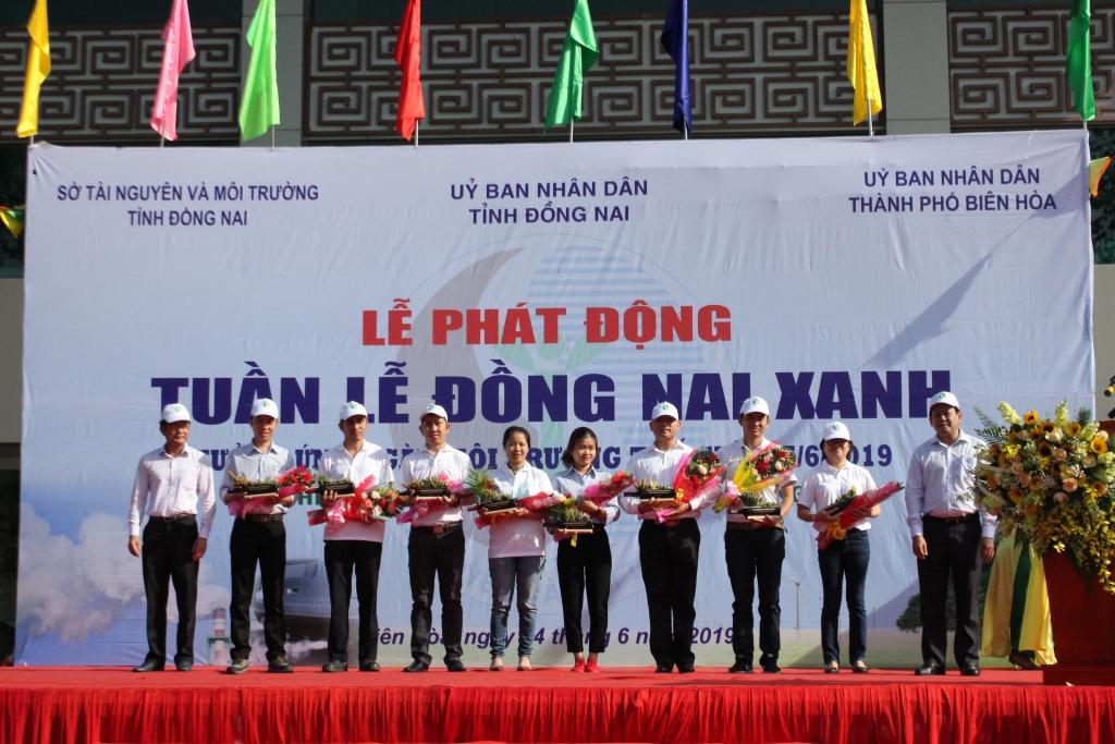 """Vedan Việt Nam nhiều năm liền đồng hành cùng chương trình """"Tuần lễ Đồng Nai xanh"""""""