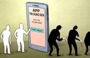 Cảnh giác với tín dụng đen thời công nghệ cao