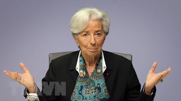 ecb ha du bao tang truong kinh te cua khu vuc eurozone