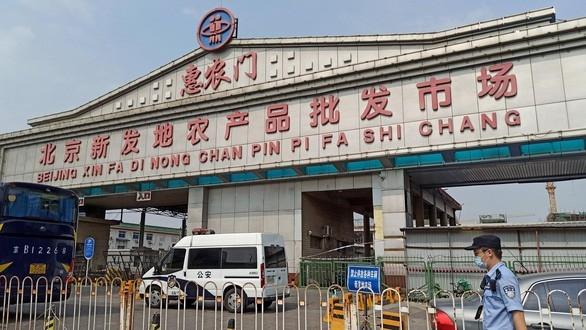 Hàng loạt quan chức bị mất chức do để bùng phát dịch Covid-19 ở Bắc Kinh