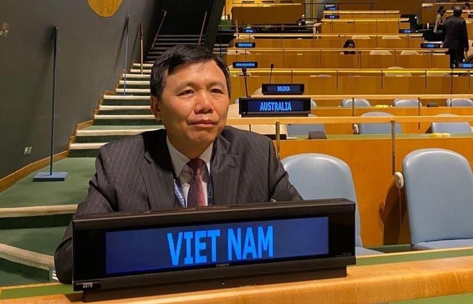 Việt Nam cam kết thúc đẩy vai trò của Hiến chương Liên hợp quốc