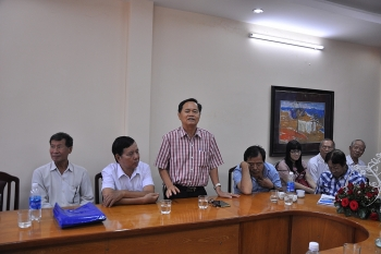 Tiếc thương nhà thơ Nguyễn Đức Đát - Người đồng nghiệp của tôi
