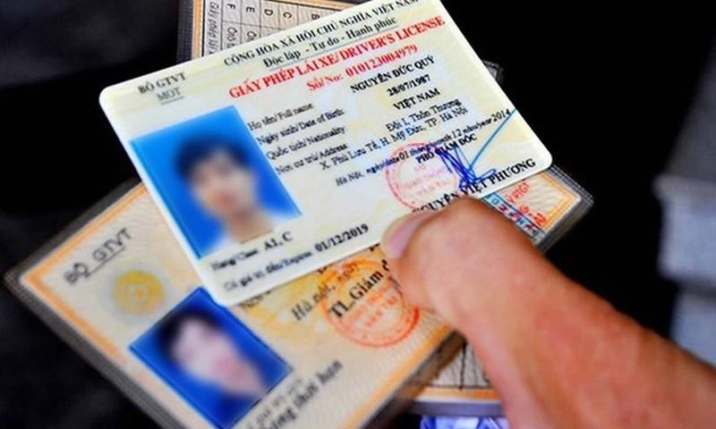 Đổi giấy phép lái xe mất bao nhiêu thời gian?
