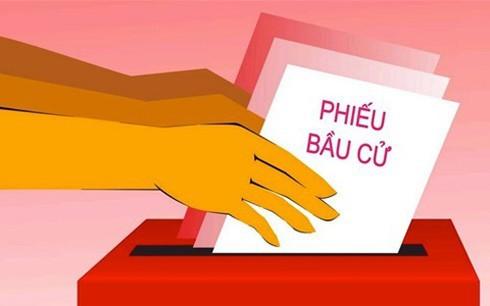 Đại hội đảng các cấp: Trách nhiệm trong từng lá phiếu