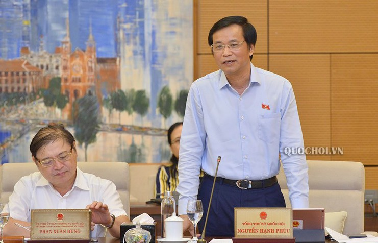 Quốc hội dự kiến chất vấn trực tuyến, thảo luận Văn kiện Đại hội Đảng