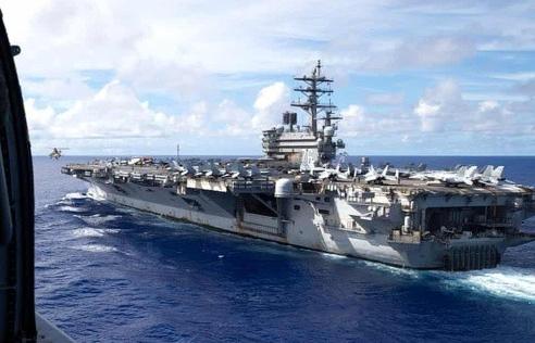 Mỹ, Australia bác bỏ các yêu sách của Trung Quốc trên Biển Đông