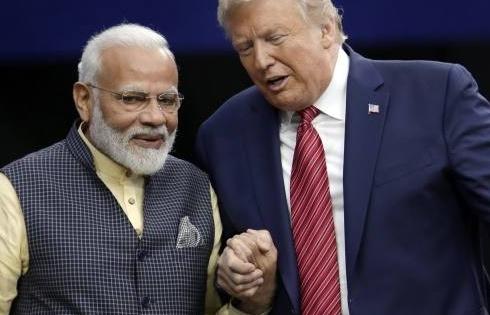 """Trung Quốc là lý do khiến Mỹ và Ấn Độ """"xích lại gần nhau"""""""