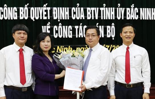 Ông Nguyễn Nhân Chinh giữ chức Bí thư Thành ủy Bắc Ninh 15 ngày: Bài học cho các địa phương