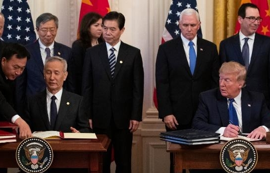 Yếu tố ràng buộc Mỹ và Trung Quốc trong cuộc đối đầu khốc liệt
