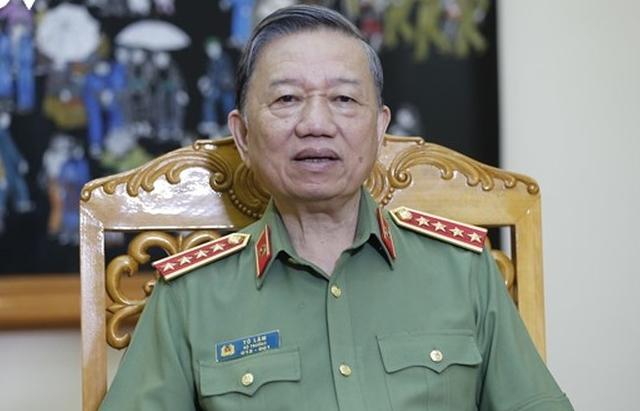 Bộ trưởng Tô Lâm: Sau khi sắp xếp, lực lượng Công an gần dân hơn
