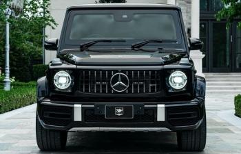 Khám phá Mercedes-AMG G63 VIP Limo bọc thép siêu sang