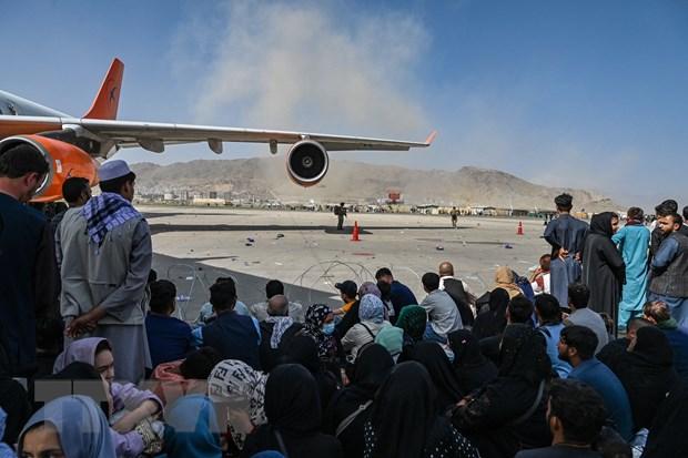 Lanh dao Nga, Italy, Phap thao luan ve tinh hinh o Afghanistan hinh anh 1