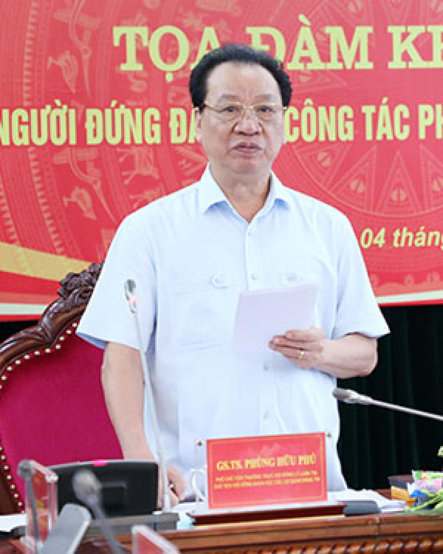 GS.TS Phùng Hữu Phú