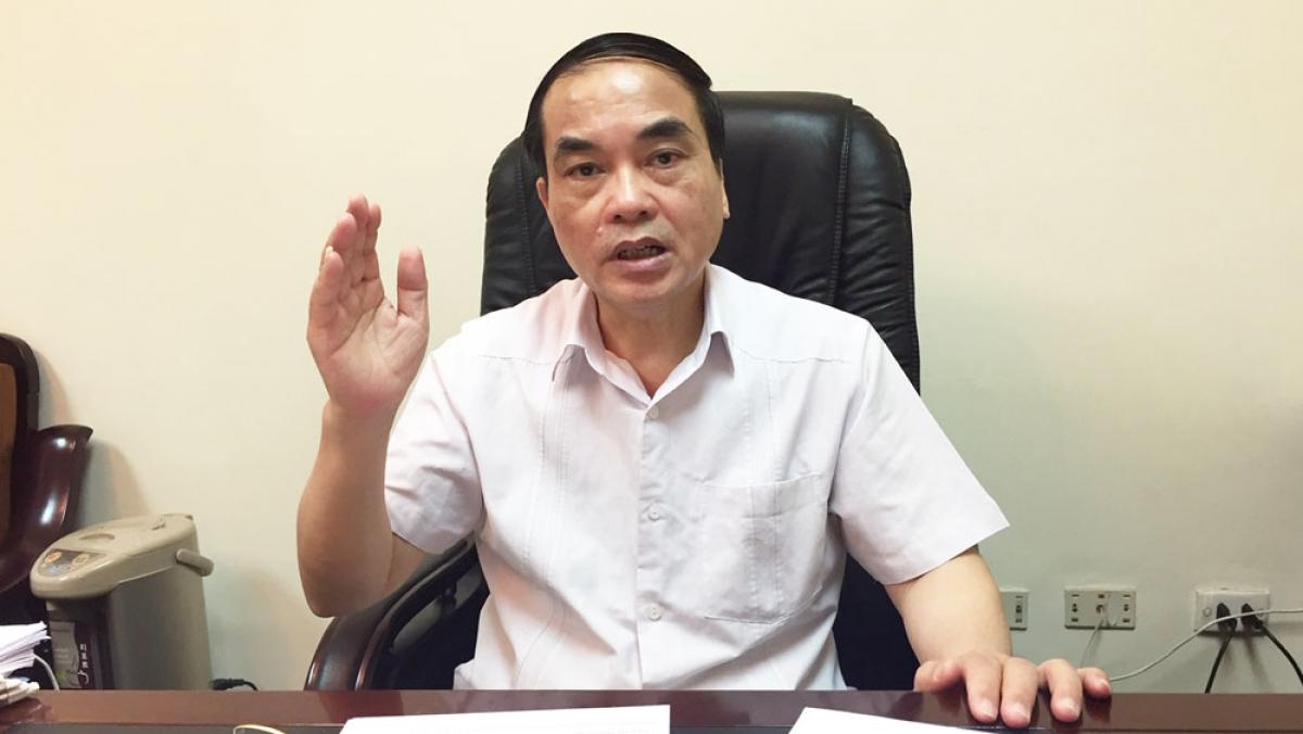 Ông Vũ Văn Phúc – Phó Chủ tịch chuyên trách Hội đồng khoa học các cơ quan Đảng Trung ương.