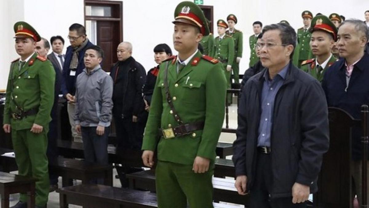 Ông Nguyễn Bắc Son nhận hối lộ 3 triệu USD – một việc chưa từng có trong lịch sử.