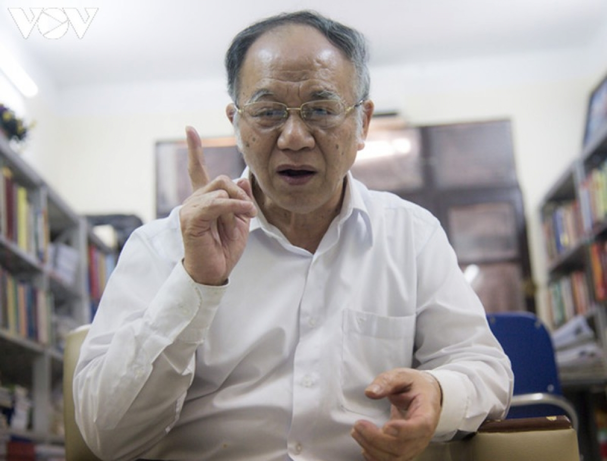 Giáo sư Hoàng Chí Bảo