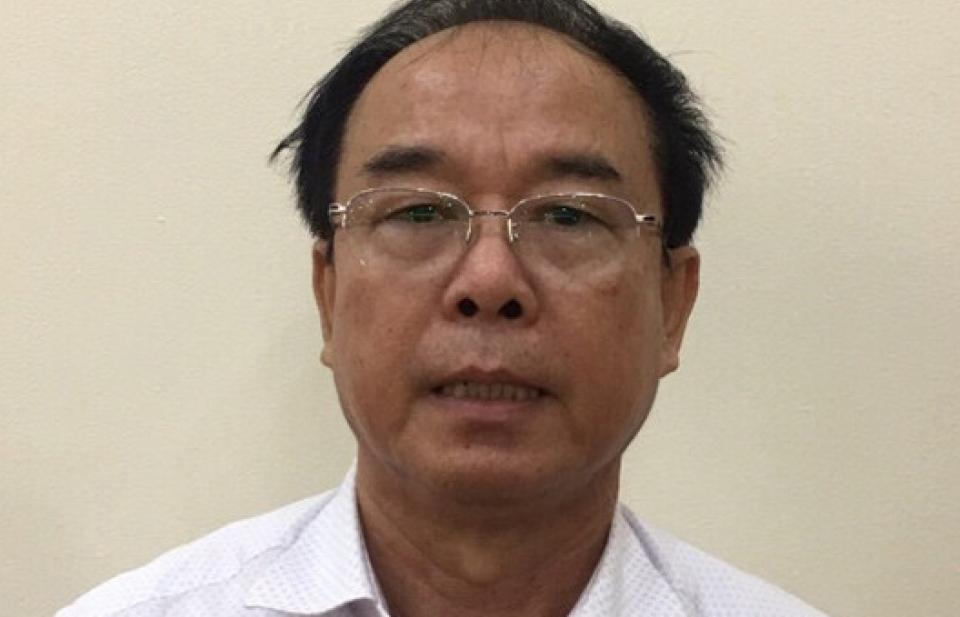 Nguyên Phó Chủ tịch UBND TPHCM Nguyễn Thành Tài và 4 đồng phạm hầu tòa