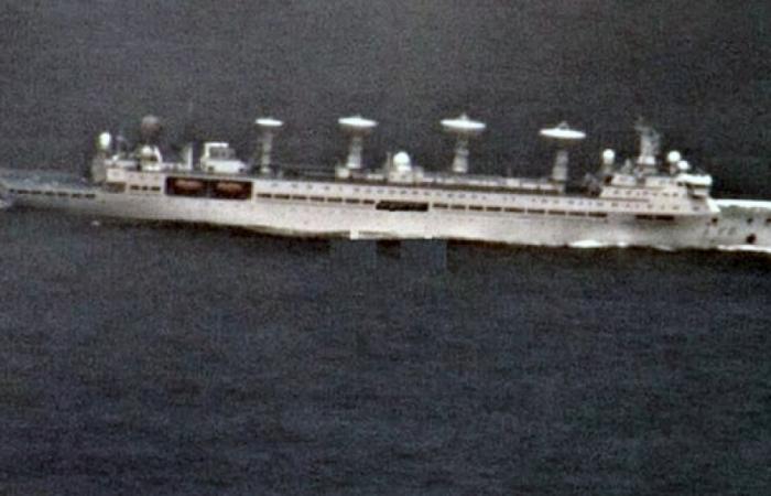 Ấn Độ giám sát tàu nghiên cứu biển Trung Quốc tại Ấn Độ Dương