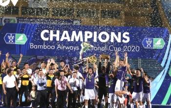 Nâng cao Cúp Quốc gia 2020, Hà Nội FC phá vỡ