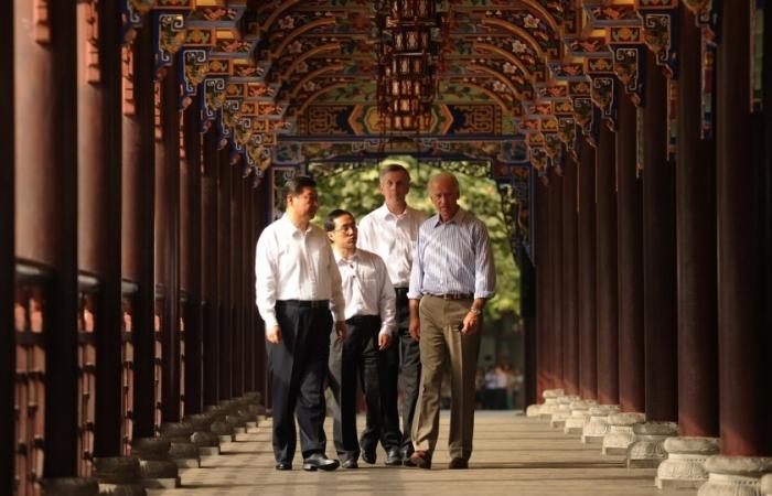 """Nếu đắc cử, Joe Biden mới thực sự là """"cơn ác mộng"""" của Trung Quốc?"""