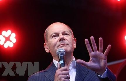 Thăm dò bầu cử Quốc hội Đức: SPD tiếp tục dẫn ưu thế so với CDU/CSU