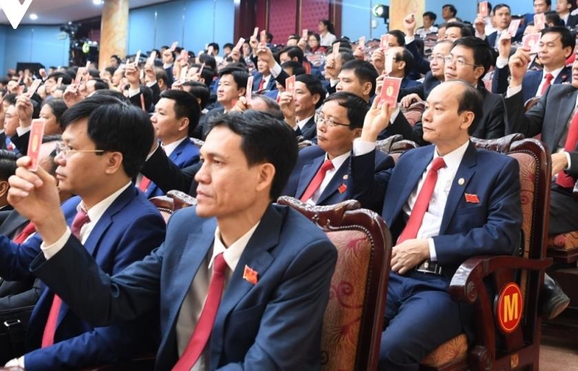 """Đợt 1 Đại hội Đảng bộ thuộc Trung ương: Từ chỉ số """"hạnh phúc"""" đến tín nhiệm cao"""
