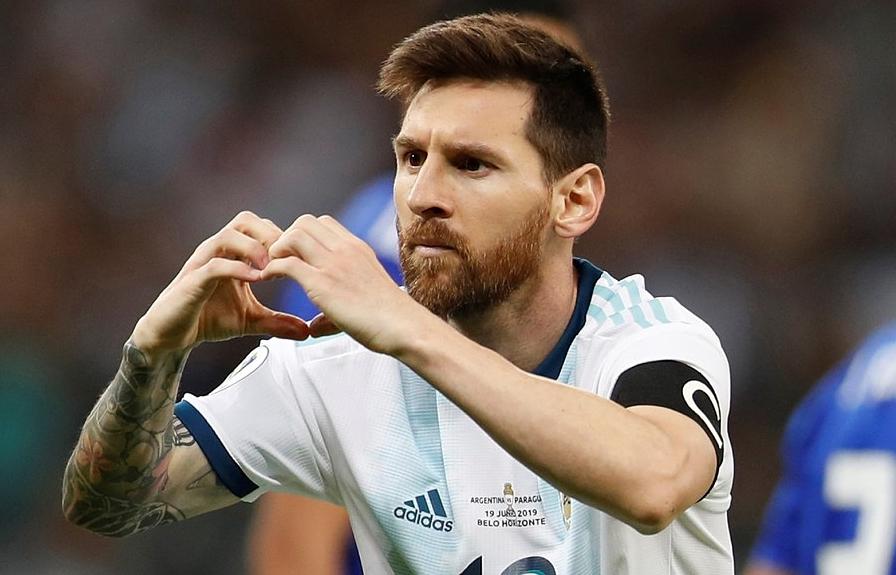 Về phục vụ ĐT Argentina, Messi có thể lỡ Siêu kinh điển Barca - Real
