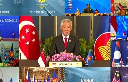 Singapore nêu 3 ưu tiên trong hợp tác khu vực và các đối tác đối thoại