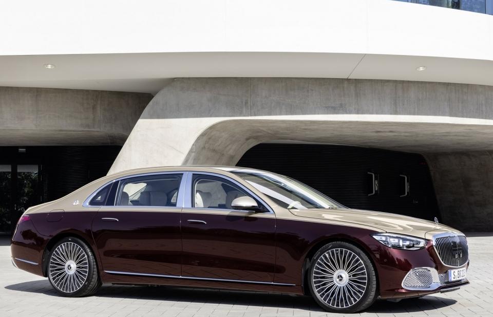 Mercedes-Maybach S-Class mới trang bị những công nghệ gì?