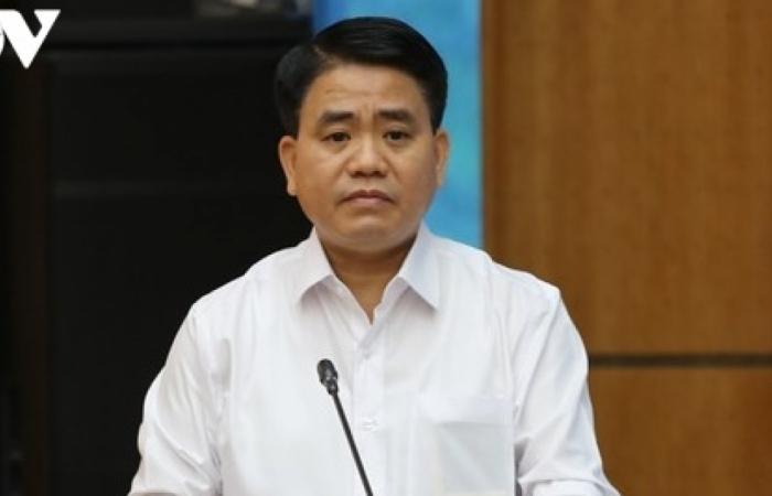 Vì sao ông Nguyễn Đức Chung nảy sinh ý định chiếm đoạt tài liệu mật?